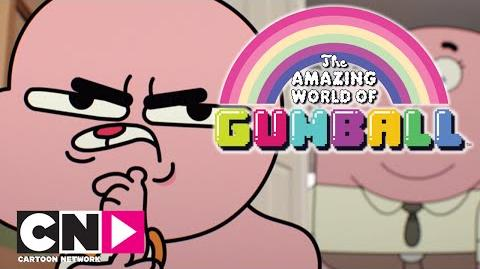 Inspecteur Anaïs Le Monde Incroyable de Gumball Cartoon Network