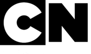 CARTOON NETWORK logo blanc