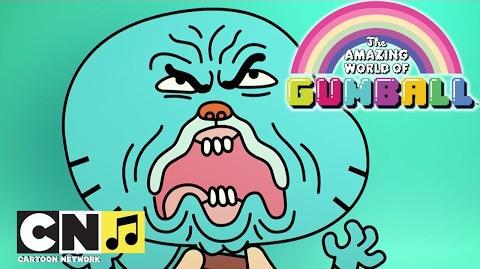 La vie c'est un sourire Chansons Gumball Cartoon Network