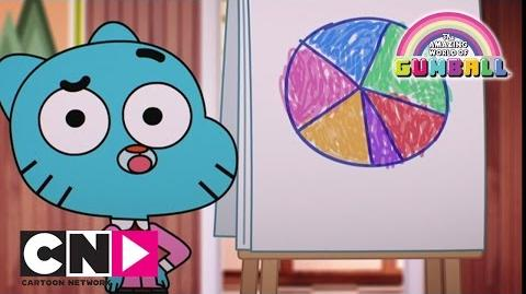 Papa, on adopte un chien ? Le monde incroyable de Gumball Cartoon Network