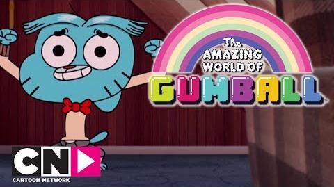 Un sandwich presque parfait Le monde incroyable de Gumball Cartoon Network