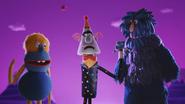 Les marionnettes-Déchirement