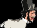 Chèvre Abraham Lincoln