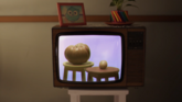 En attendant Gumball-La télé