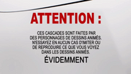 La sécurité-Attention