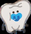 Enfant dent