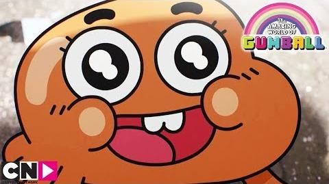 Le pigeon Le Monde Incroyable de Gumball (Saison 6) Cartoon Network