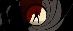 Séquence gun barrel Spectre