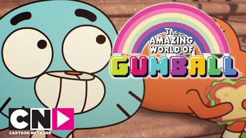 Un exposé avec Penny Le Monde Incroyable de Gumball Cartoon Network