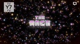 The Race Titlecard
