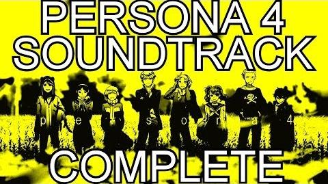 Persona 4 Specialist Extended