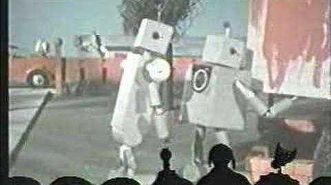 MST3K (Mystery Science Theater 3000) - Gumby Robot Rumpus