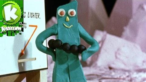 Gumby - S1 Ep 1 - Moon Trip