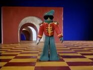 Gumby as Michael Jackson