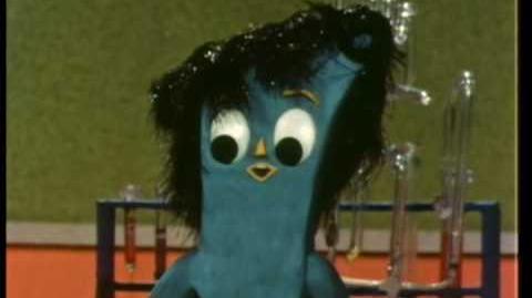Gumby 1964 - A Hair Raising Adventure