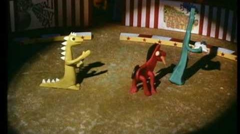 Gumby Adventures - Gumby's Circus