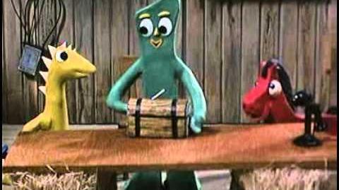 Gumby Adventures - Episode 7 Lost Treasure