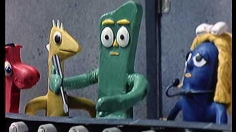 Gumby Adventures - Gumbot