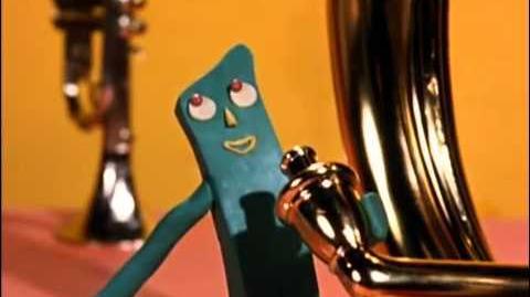 Gumby Too Loo