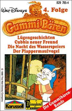 Walt Disneys Gummibären Cover 4