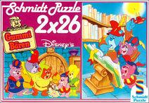 Disney's Gummi Bären - Der Zauberschatz (Schmidt Puzzle)