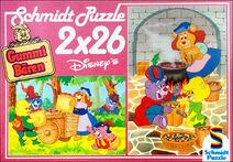 Disney's Gummi Bären - Beerensuche (Schmidt Puzzle)