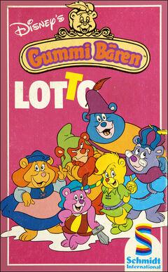 Disney's Gummi Bären - Schmidt LOTTO