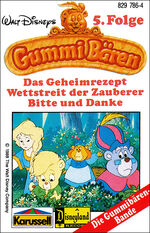 Walt Disneys Gummibären Cover 5