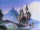 Schloss von Lady Bane