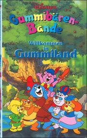 Disneys Gummibären-Bande VHS 1 - Willkommen in Gummiland