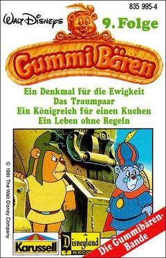 Walt Disneys Gummibären Cover 9