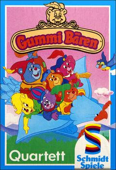 Disney's Gummi Bären - Schmidt Quartett