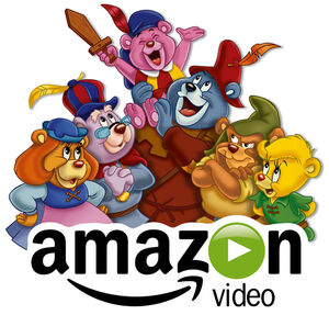Gummibärenbande Amazon Video
