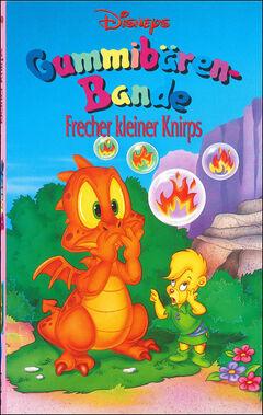 Disneys Gummibären-Bande VHS 4 - Frecher kleiner Knirps