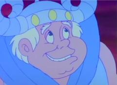 GummibärenFrostbart Jr