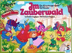 Disney's Gummi Bären - Schmidt Im Zauberwald quer