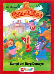 Walt Disneys Gummi Bären - Kampf um Burg Dunwyn (Franz Schneider)