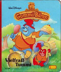 Walt Disneys Gummi Bären - Vielfraß Tummi (Pestalozzi)