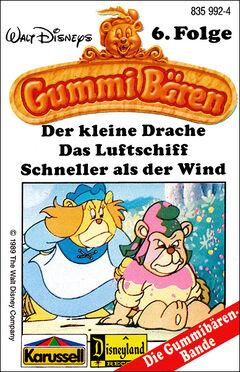 Walt Disneys Gummibären Cover 6