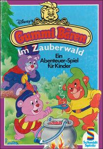 Disney's Gummi Bären - Schmidt Im Zauberwald hoch