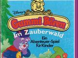 Gummi Bären im Zauberwald klein (Gesellschaftsspiel)