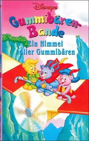 Disneys Gummibären-Bande VHS 2 - Ein Himmel voller Gummibären