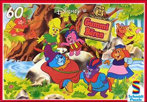 Disney's Gummi Bären - Tummi schlummert am See (Schmidt Puzzle)