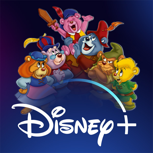 Gummibärenbande DisneyPlus!