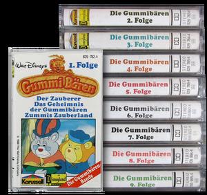 Hörspielkassetten Themenbild