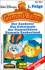 Walt Disneys Gummibären Cover 1