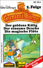 Walt Disneys Gummibären Cover 2