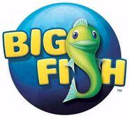 Big Fish Games old logo