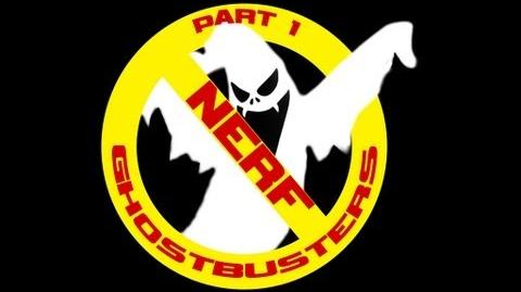 Nerf Ghostbusters - Part 1