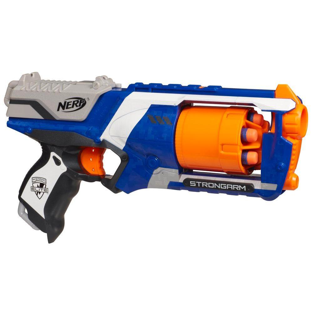 Amazon.com: Star Wars Rogue One Nerf Sergeant Jyn Erso Deluxe Blaster: Toys  & Games